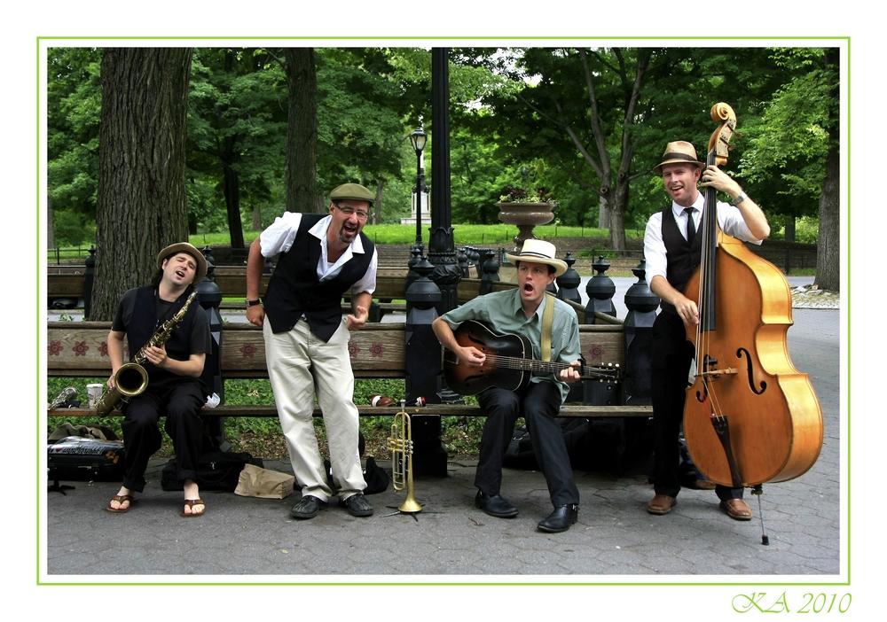 Tin Pan Blues Band