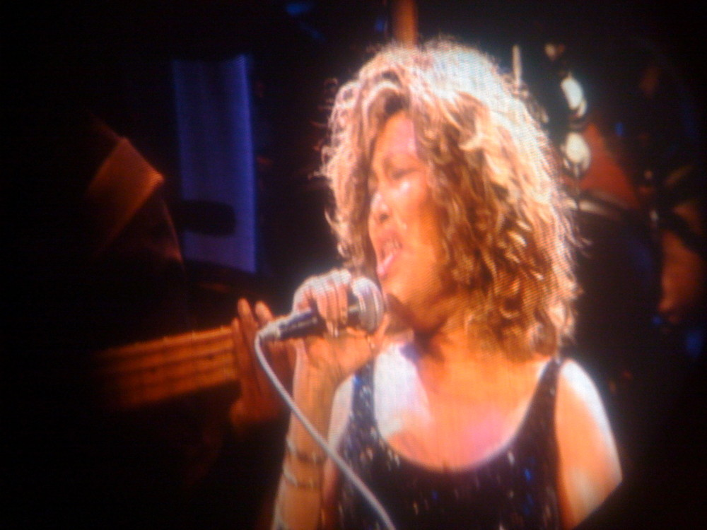 Tina Turner live in concert