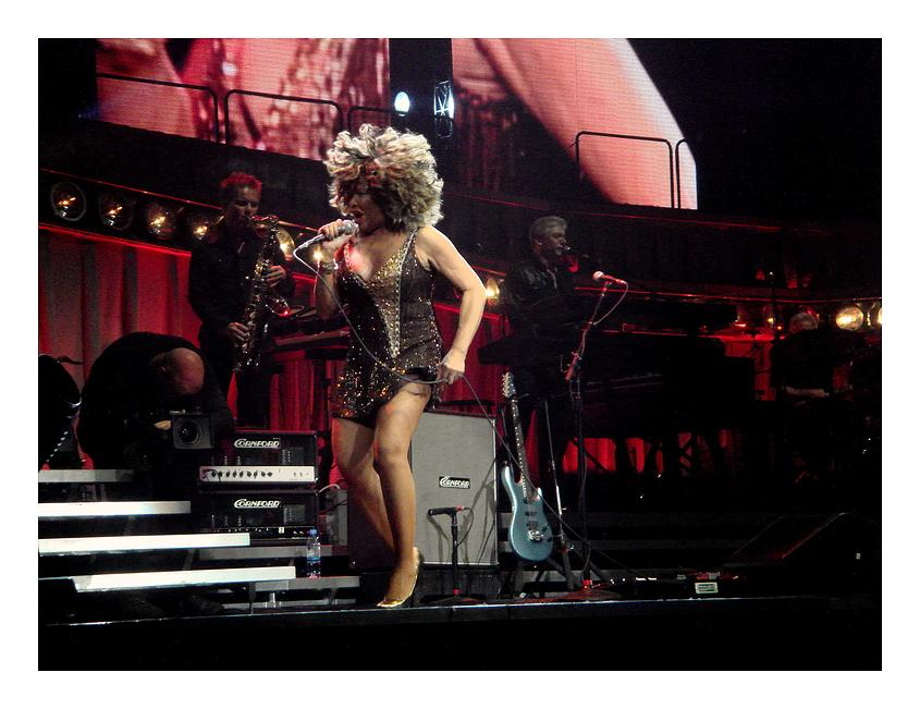 Tina Turner - Live in concert II