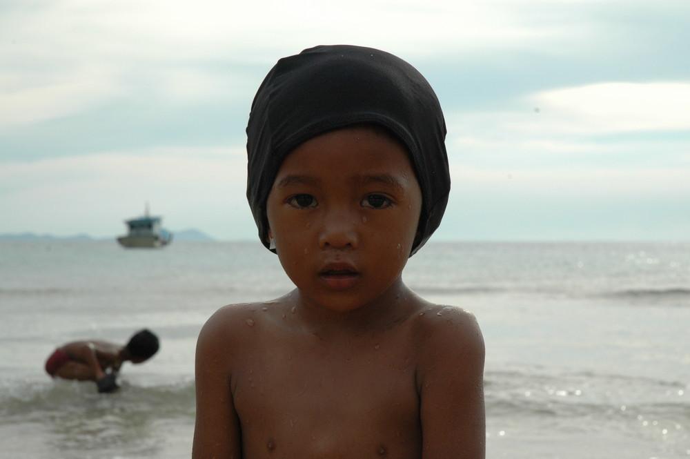 Tioman - Villaggio di pescatori