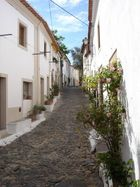 típica rua alentejana