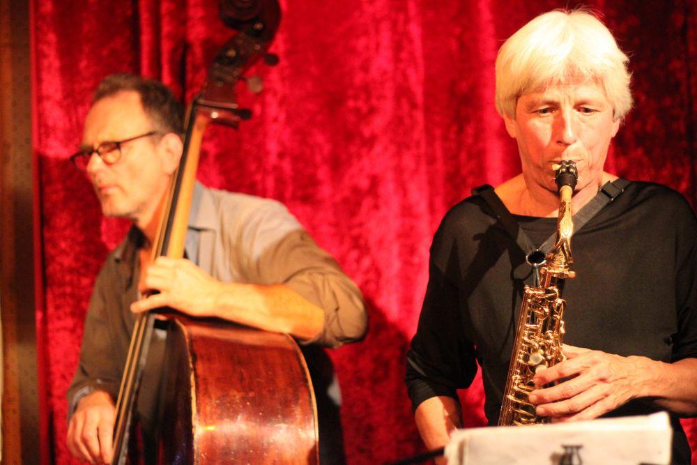 TIPP 10.04.14 Jazz - Barbara Katzer sax 2 Stuttgart Kiste