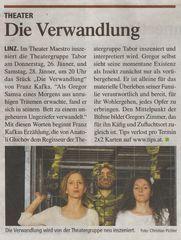 Tips Linz 4. Woche 2012-01-27