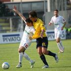 Tiro alla maglia ( Treviso-Modena serie B )