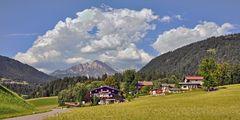 Tirol   - Auf den Weg nach Venedig -
