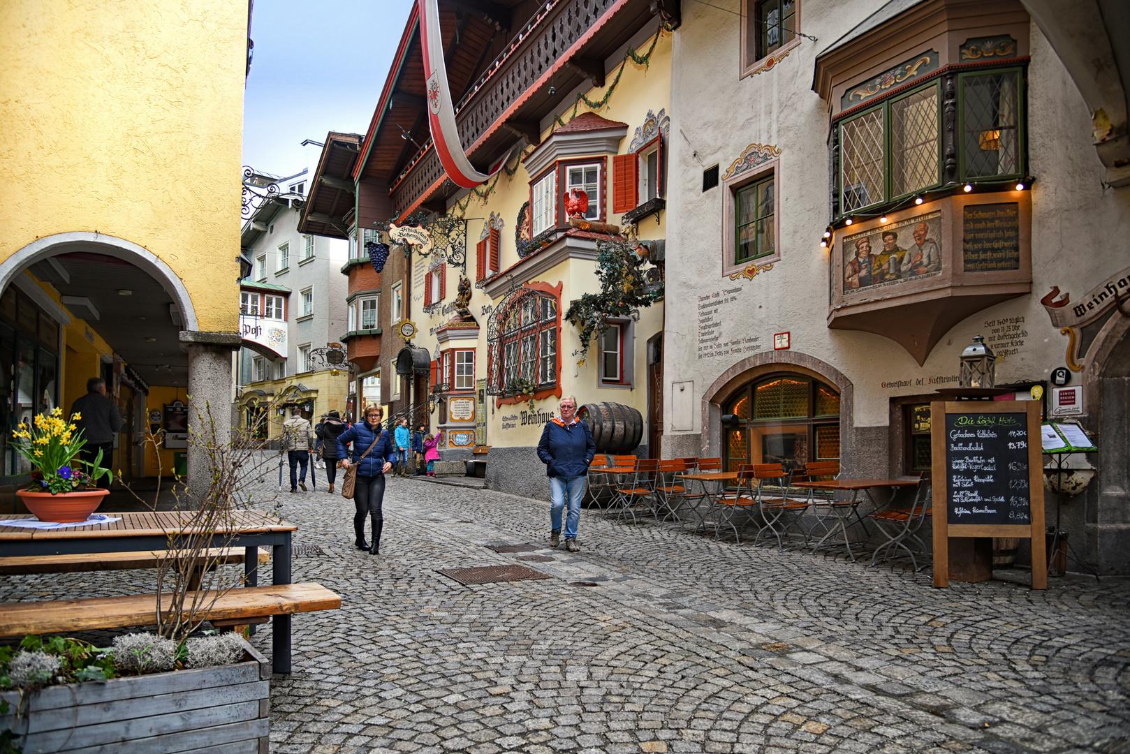 Tirol - Auracher Löchl - Kufstein -