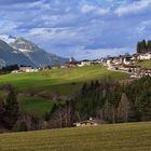 TIROL   - Blick vom Kolsassberg -