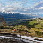 Tirol.  Kolsass Austria