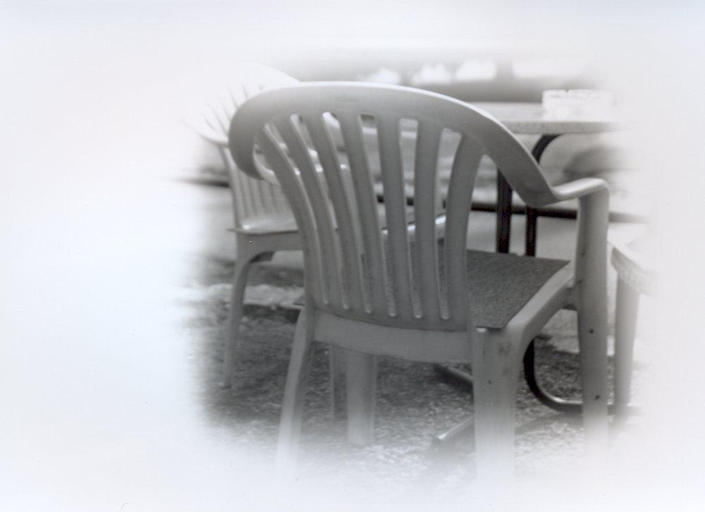 Tisch im Parkhouse