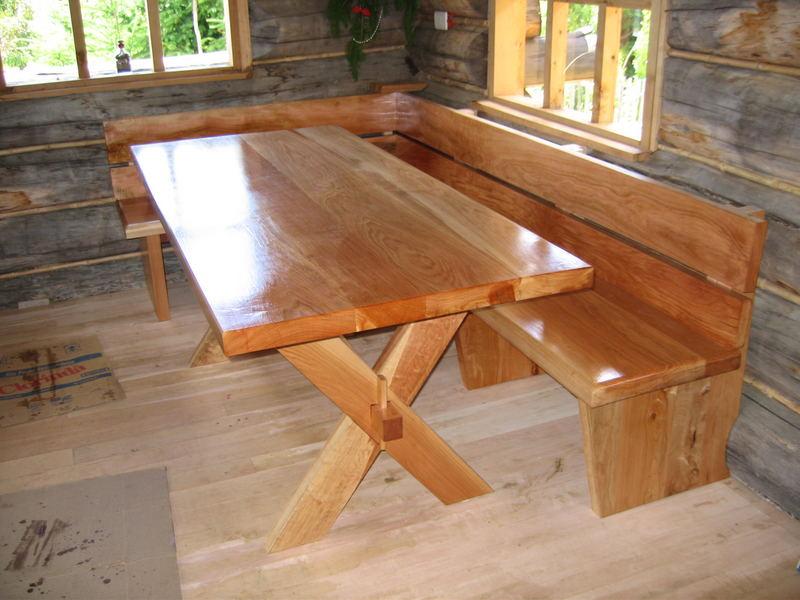 Tisch Und Eckbank Foto Bild Industrie Und Technik Handwerk