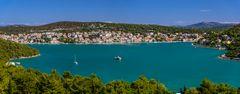 Tisno, Insel Murter, Dalmatien, Kroatien