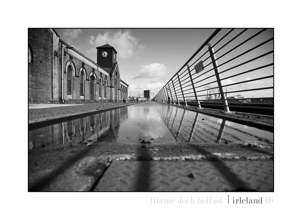 Titanic Dock Belfast