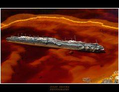 Titanic en Río Tinto