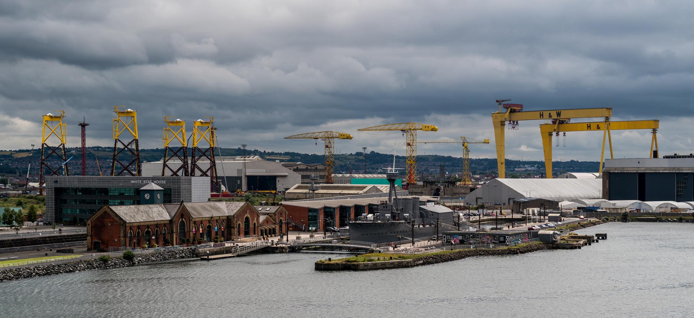 """Titanic Quarter"" Belfast"