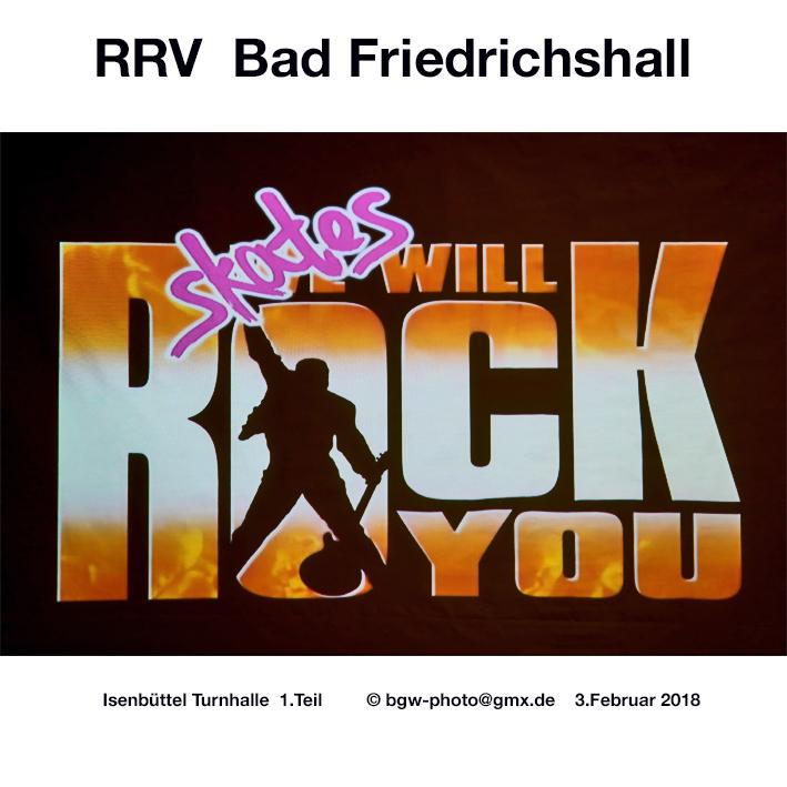 Titelbild DVD  skates will ROCK YOU