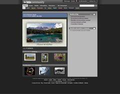 Titelseite Fotocommunity FR