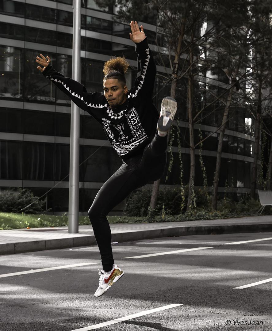 titi la racine danseur de hip hop photo et image