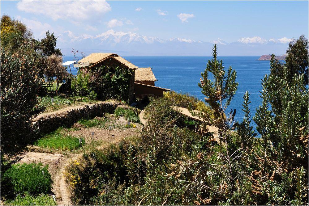 Titicaca-See/ Bolivien …