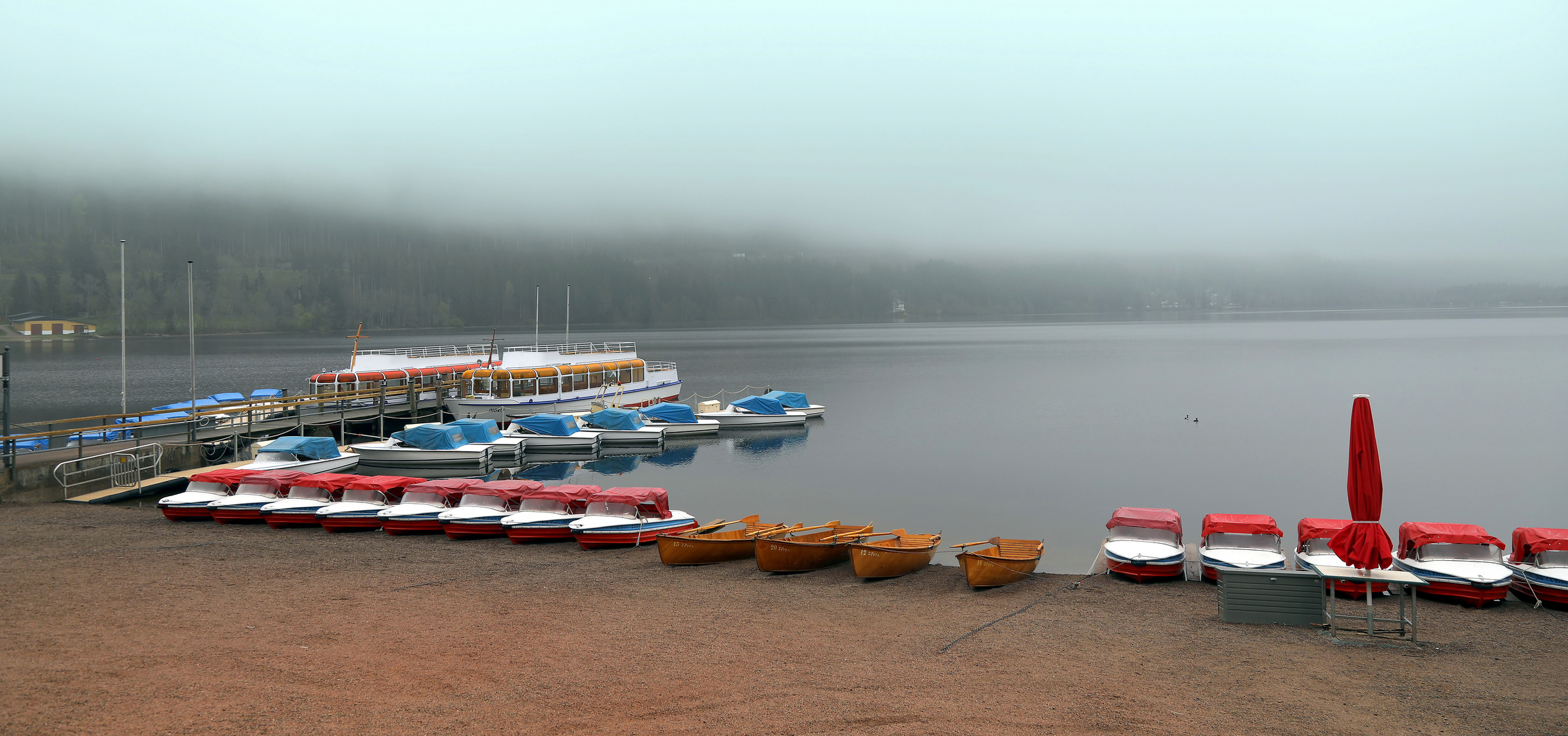 Titisee 7 h 41