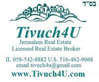 Tivuch4u Jerusalem Realty