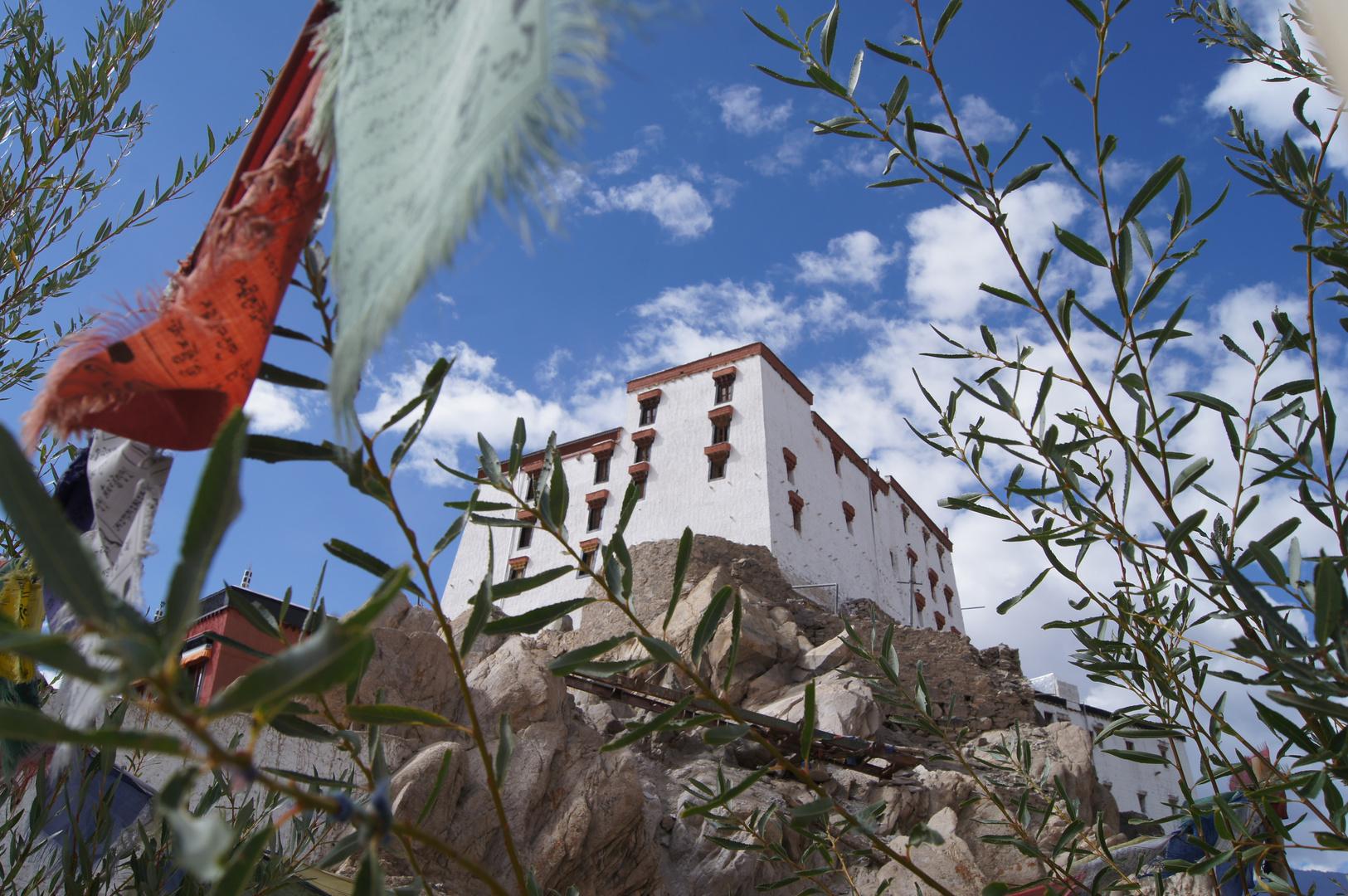 Tixit Kloster im Ladakh