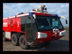 TLF der Flughafenfeuerwehr Köln-Bonn (reload)