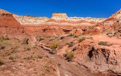Toadstools Trail, Paria Rimrocks, Utah, USA