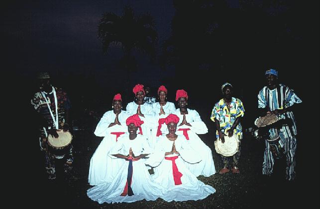 Tobago sound