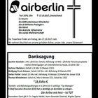 """""""Tod einer Airline"""""""