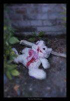 Tod eines Kuschelhasen