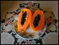 Today is papaya