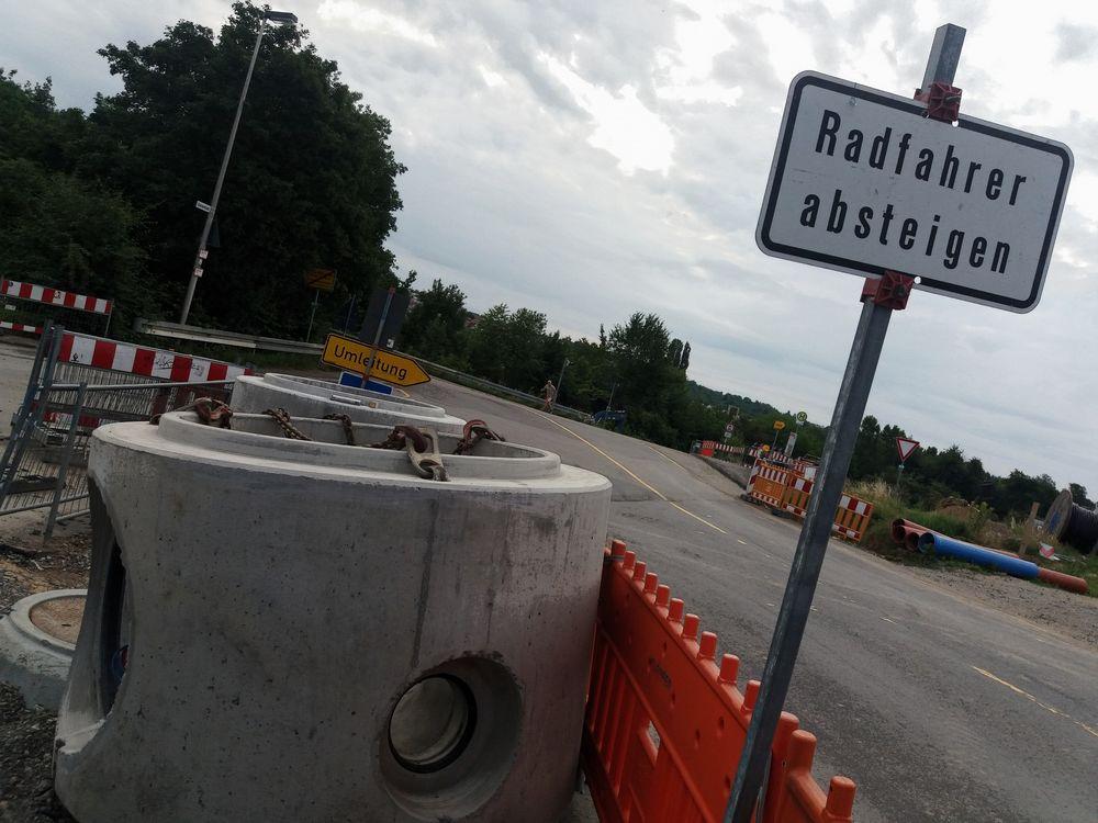 Todesfalle am Neckar Radfahrer AKTUELL J5 +Vers3