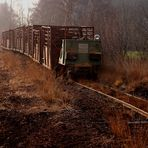 Töffelbahn im Lohner Moor