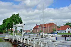 Tönning Hafen