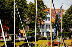 Tönninger Hafenblick