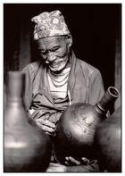 Töpfer-Kathmandu-Nepal