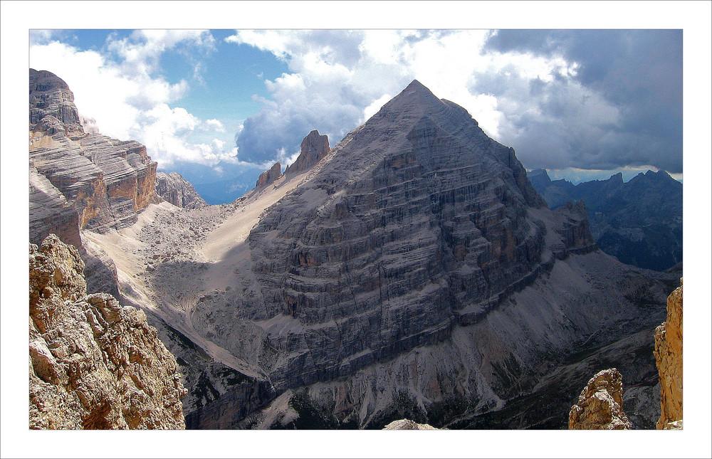 Tofana - da Monte Vallon Bianco