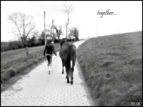 together...