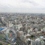 Tokyo mit Riesenrad
