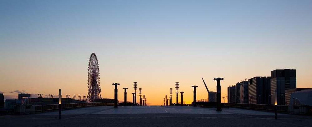 Tokyo Sunset View