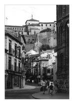 Toledo, Calle Real del Arrabal
