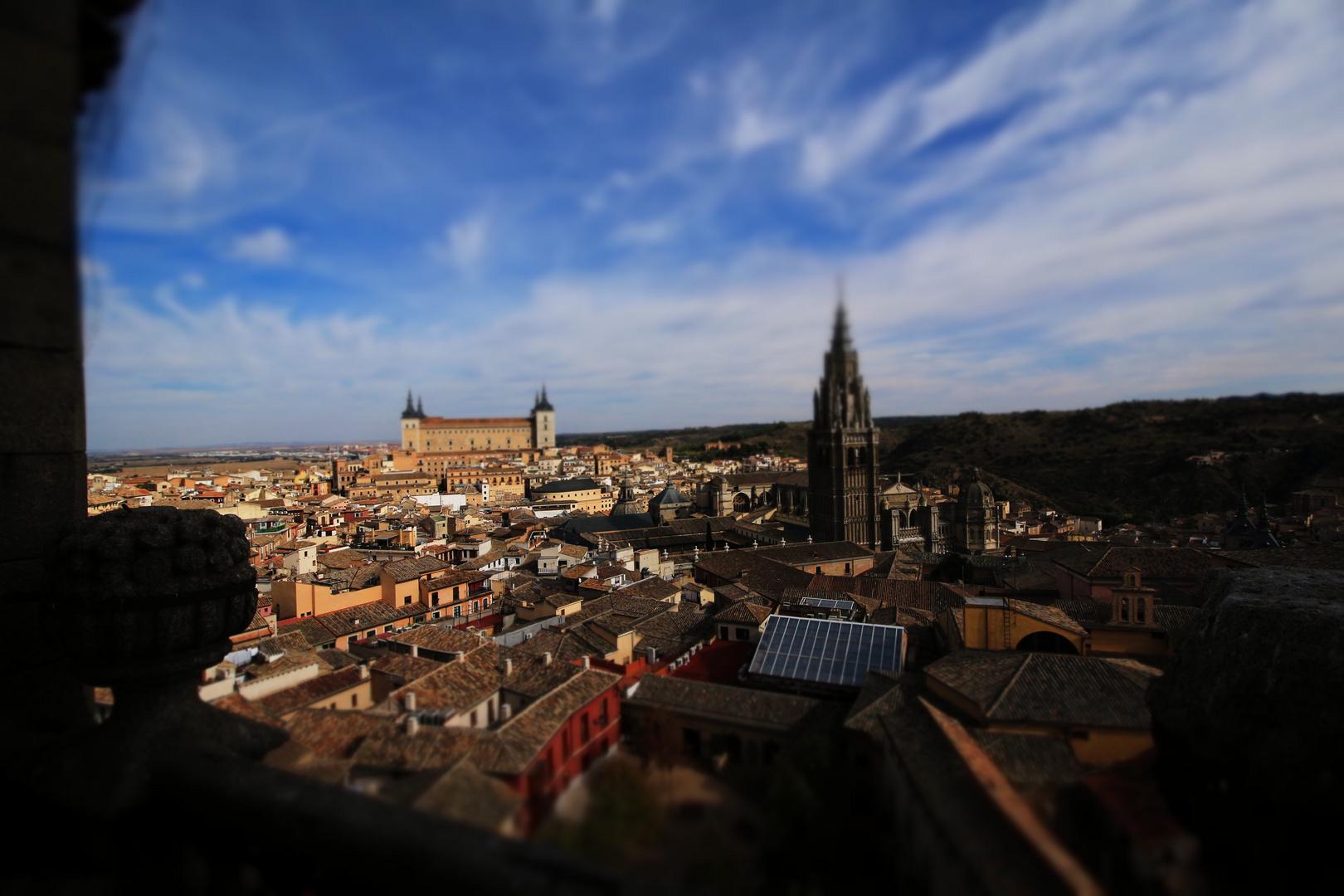 Toledo desde arriba II