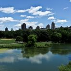 Tolle Kulisse im Central Park