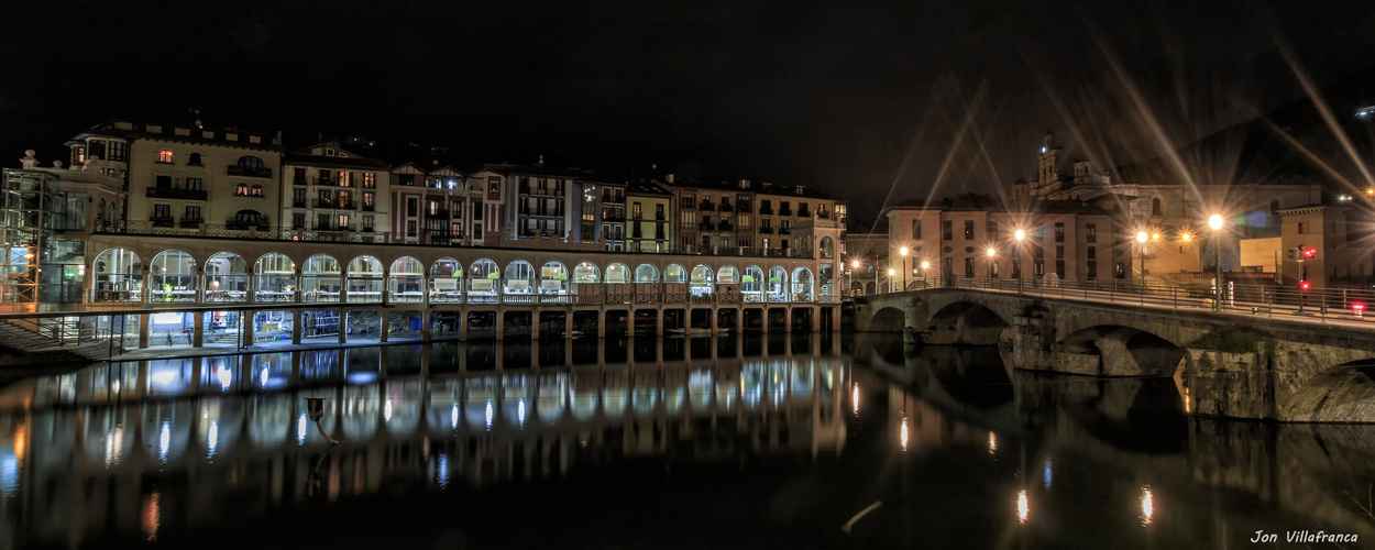 Tolosa - Gipuzkoa - Euskadi - Nocturno