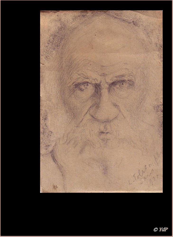 Tolstoï, L., par son fils, Paris, 1930