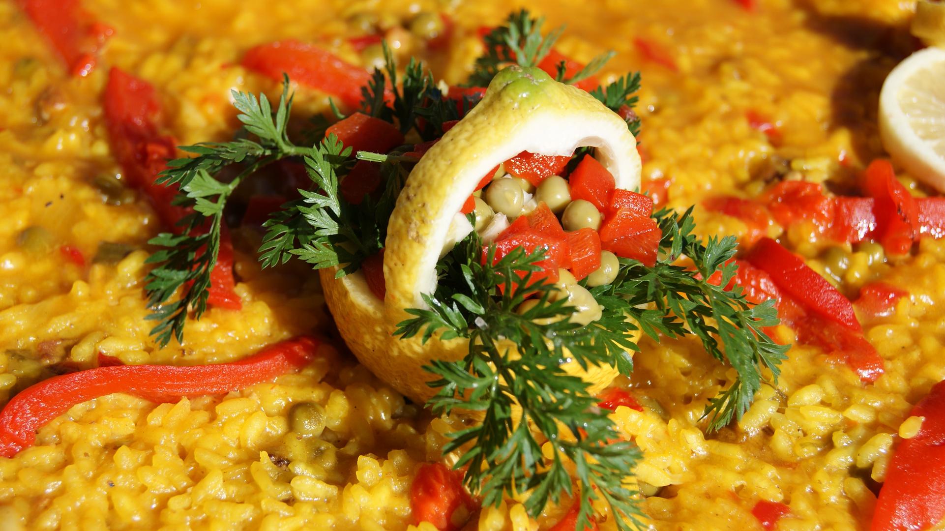 toma paella