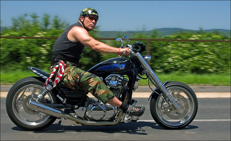 ~Tomahawk~ [Cool Biker]