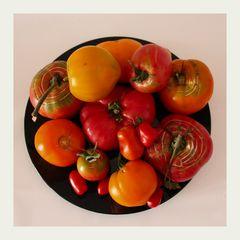 Tomaten von meiner Schwester