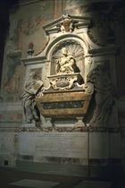 Tomb of the astronom Galileo, Firenze
