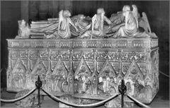 Tomba al Monastero di Alcobaça ...Portogallo.
